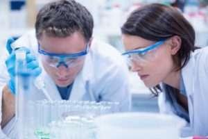 Chemist Safety Glasses